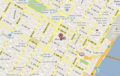 Murray Hill Nyc Map.Manhattan Murray Hill Stuyvesant Town Tudor City Pest Control